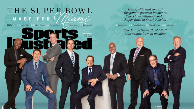 Sports Illustrated Launches Reimagined Magazine with Storied Super Bowl Issue