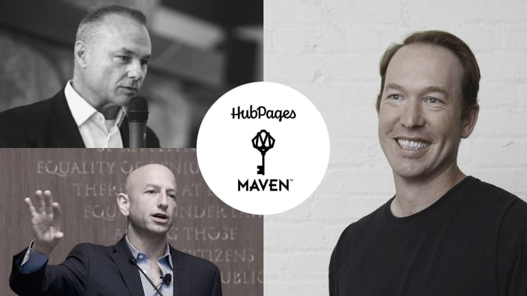 Maven to acquire HubPages