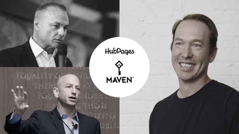Maven, HubPages sign final agreement