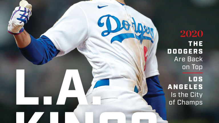 Sports Illustrated Presents L.A. Dodgers Commemorative Issue