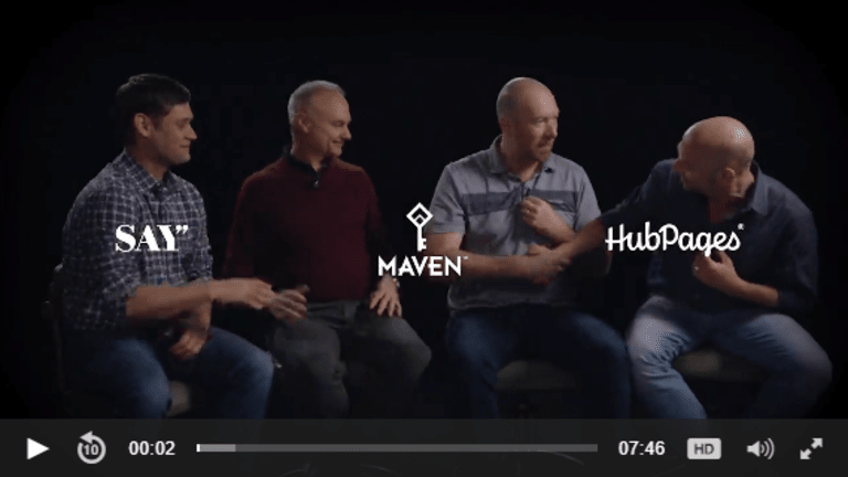 Maven, HubPages and Say Media unite to form largest American media coalition