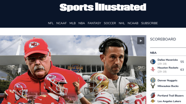 Sports Illustrated operations see dramatic growth through January