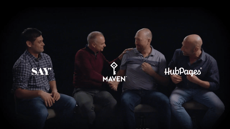 Maven secures acquisition funding, signs definitive agreement to purchase Say
