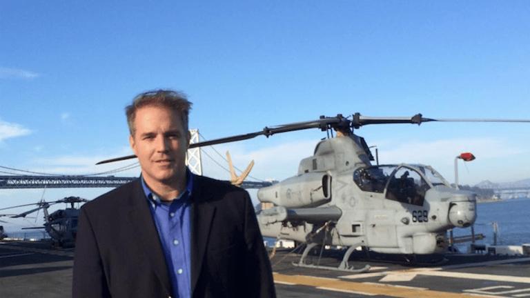 Military expert Kris Osborn brings Warrior to Maven's diverse network